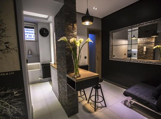Luxy 1 apartment, Belgrade Center
