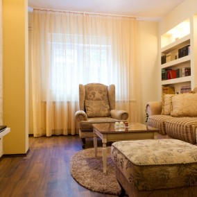 Marina apartman, Centar Beograda
