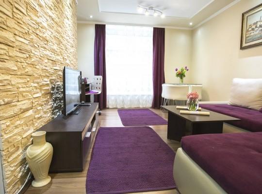 King apartman, Strogi Centar, Beograd