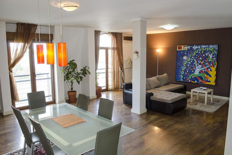 Luna Apartman u centru Beograda