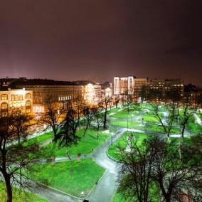 Apartman Trg, Strogi Centar Beograda