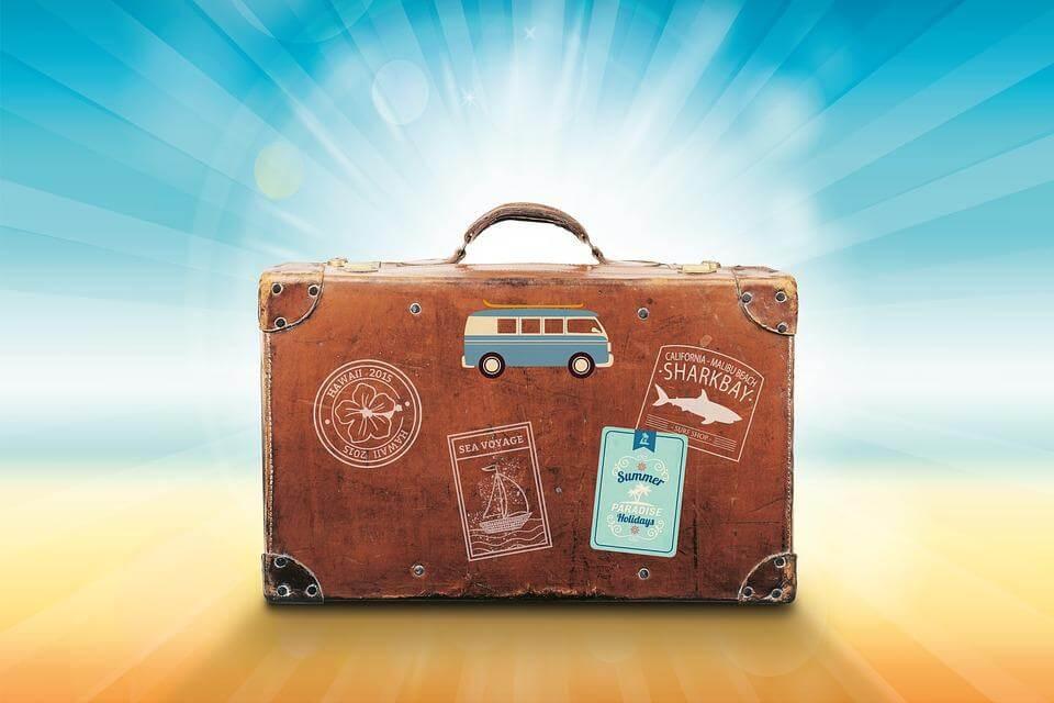 Kofer za putovanje - jeftino putovanje