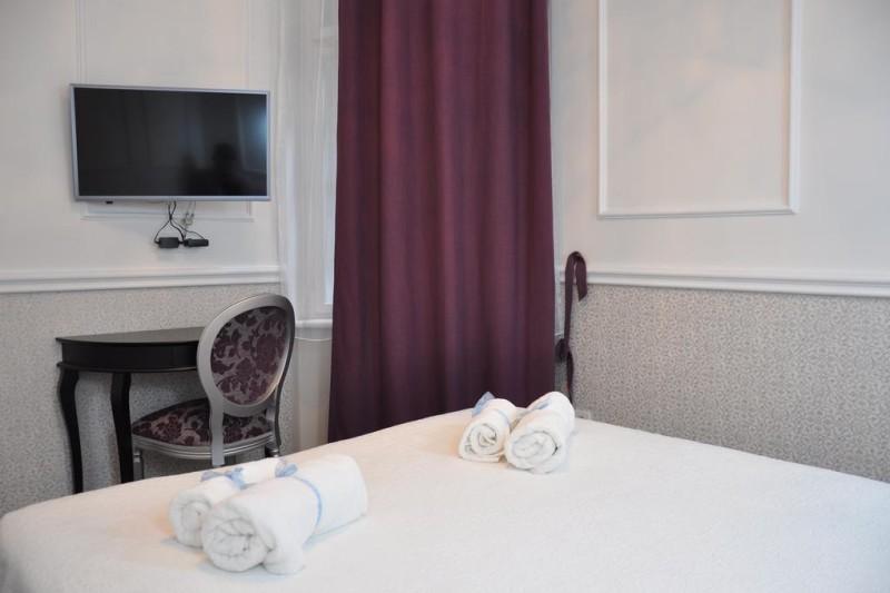 Apartman George spavaća soba