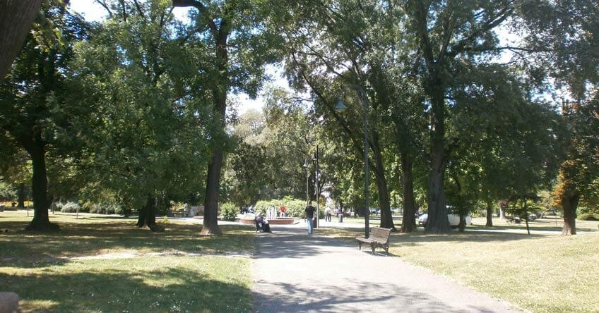 pionirski park beograd