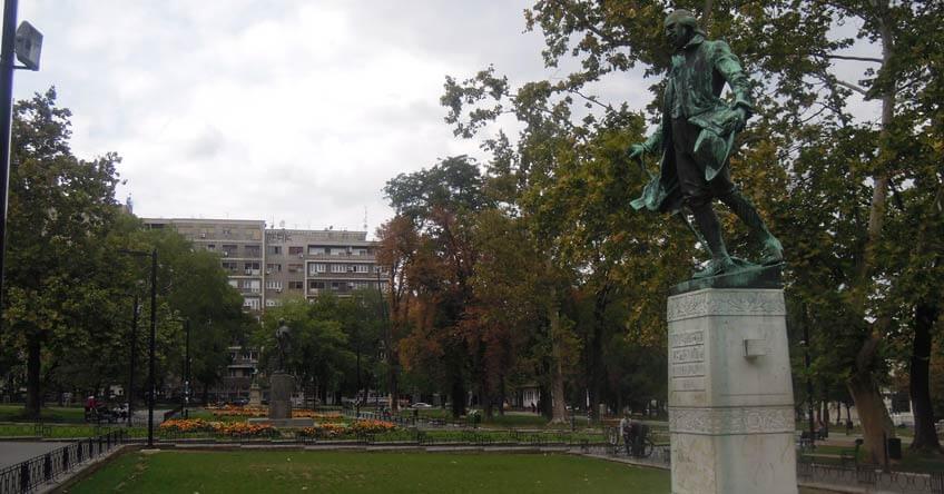 studentski park beograd