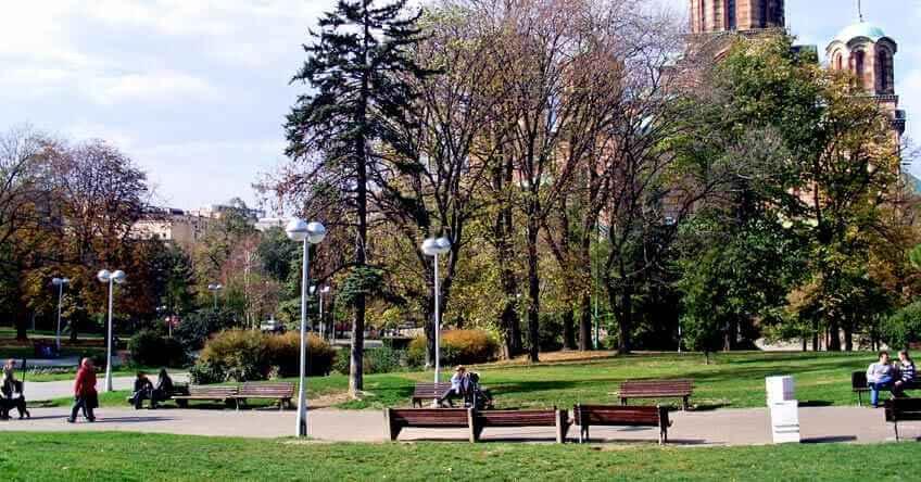 Tasmajdanski park