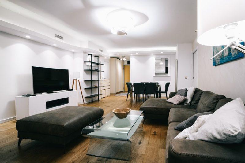 Apartman Budim dnevna soba