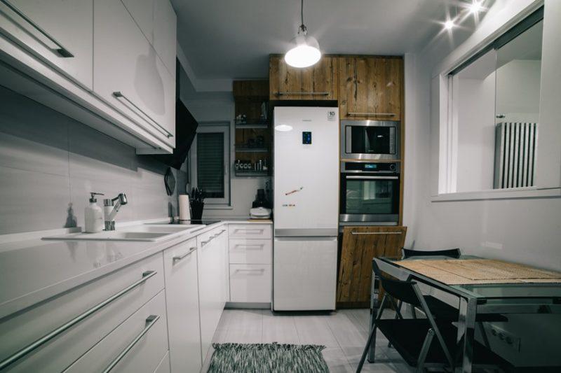 Apartman Budim kuhinja