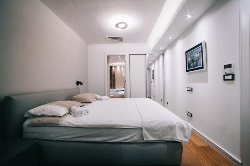Apartman Budim spavaca soba