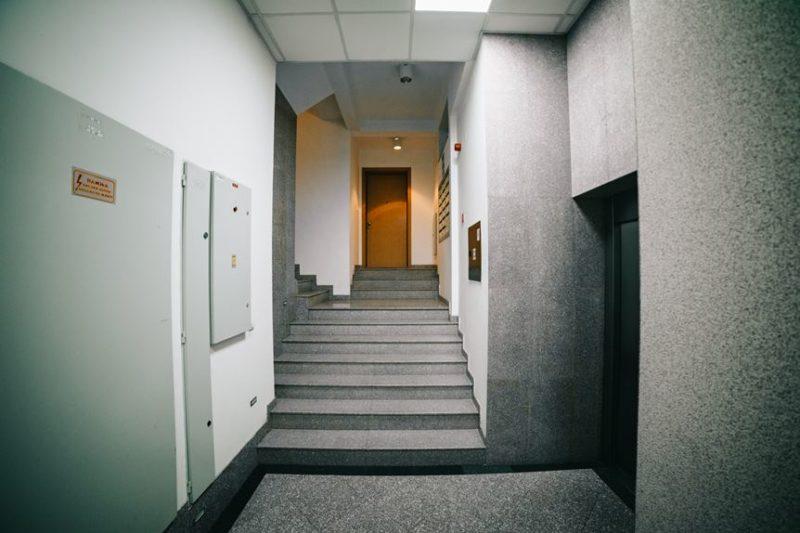 Apartman Budim ulaz u zgradu