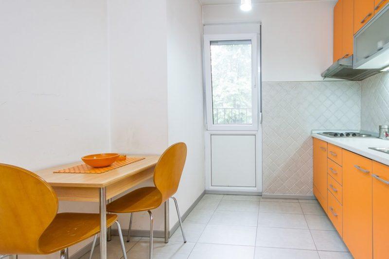 Apartman Nikmar kuhinja
