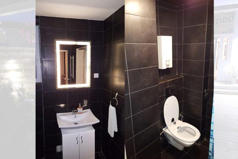 Apartman Spa u Beogradu - Kupatilo