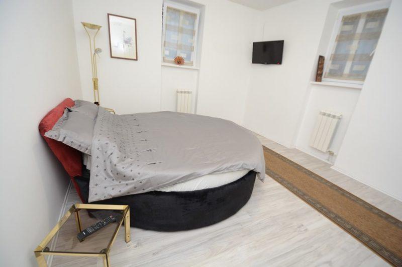Apartman Spa u Beogradu - izgled spavaće sobe