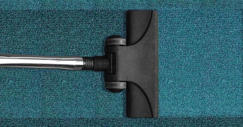 usisavanje tepiha