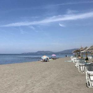 Ada Bojana plaža
