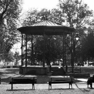 park na Kalemegdanu