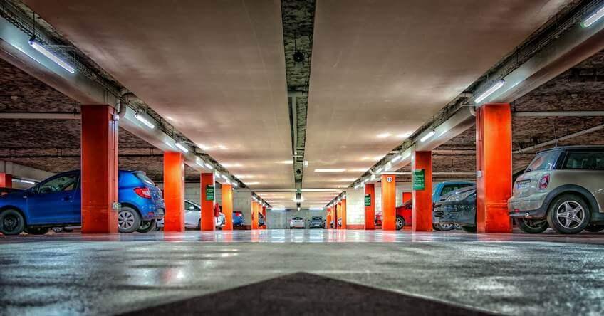 Parking Beograd garaža