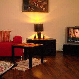 dnevna soba u apartmanu Talia