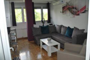 dnevna soba u apartmanu