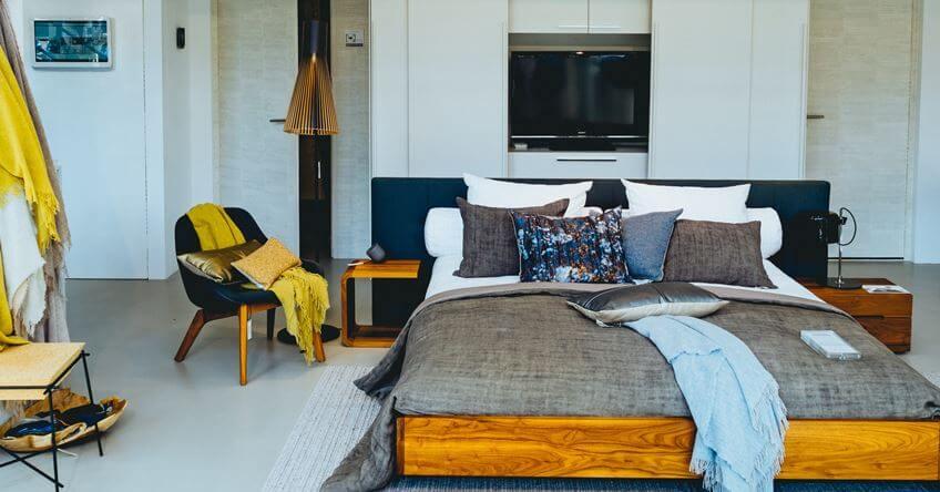 Krevet u stanu