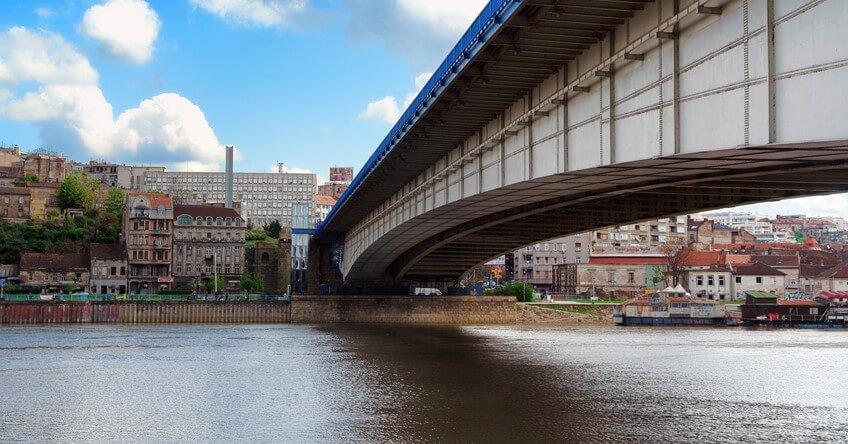 most u beogradu