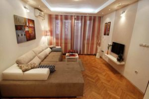 dnevna soba apartmana alexandria