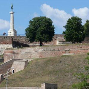 Spomenik Pobednik na Kalemegdanu