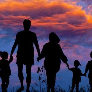 Porodica na vikend odmoru