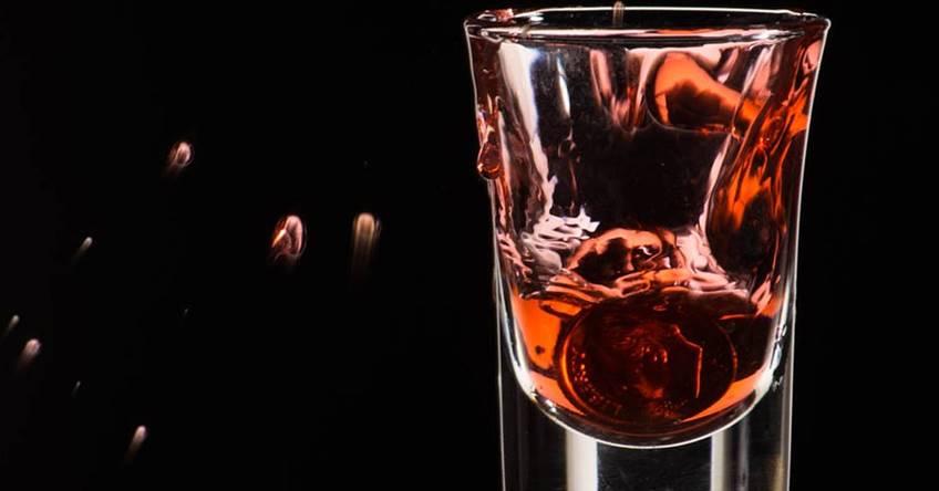 Žestina u čašici