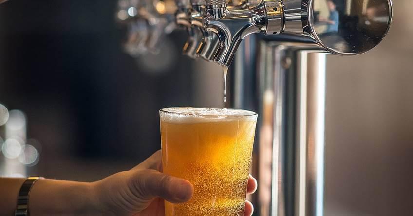 Točeno pivo u kafani